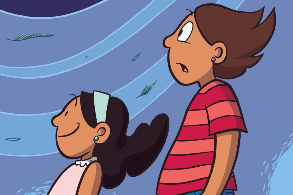 2016 bookstore comic sales: Scholastic, Telgemeier are still popular