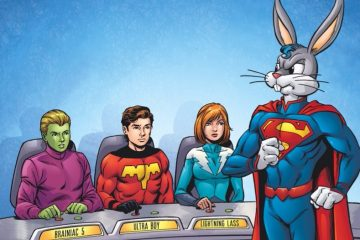 Legion of Superheroes/Bugs Bunny #1