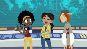 """Wild Kratts """"A Bat in the Brownies"""""""