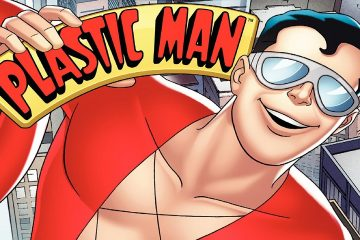 Plastic Man DVD set cover