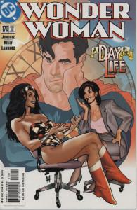 Wonder Woman (vol. 2) #170