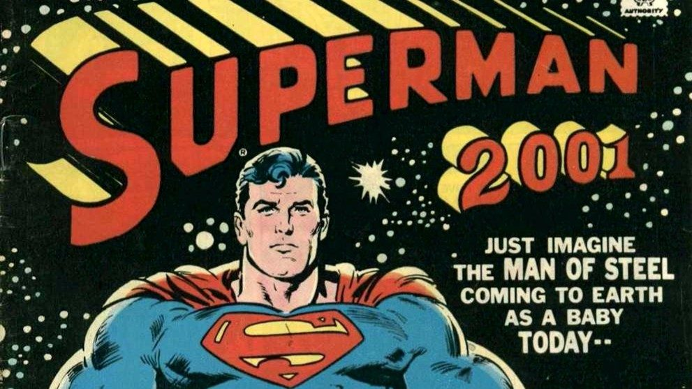 "A look at anniversary issues of ""Superman"" comics"