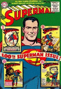 Superman (vol. 1) #100