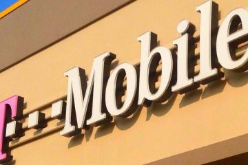 T-Mobile store sign