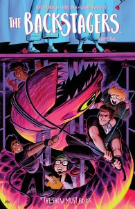 The Backstagers, vol. 2 TPB
