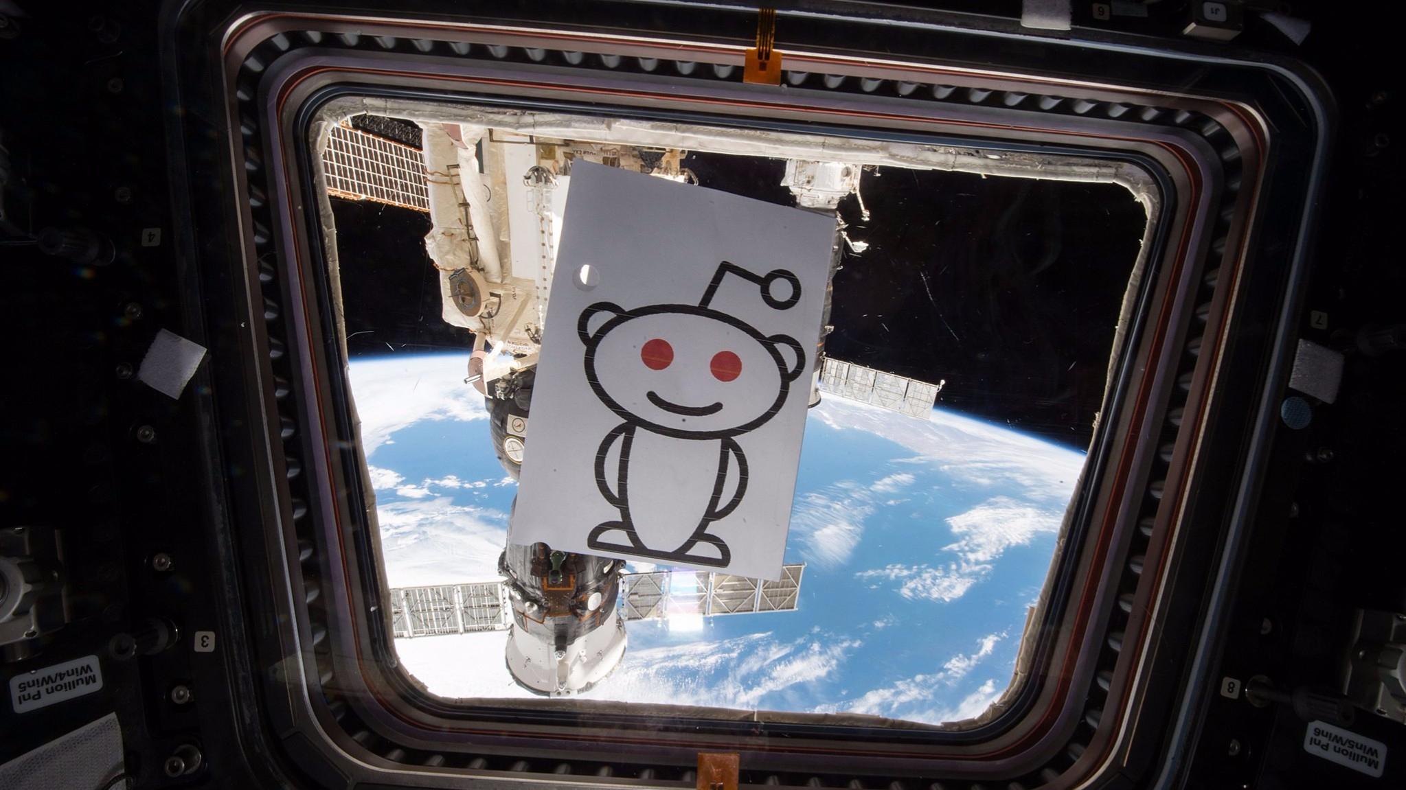 NASA - Scott Kelly Reddit AMA