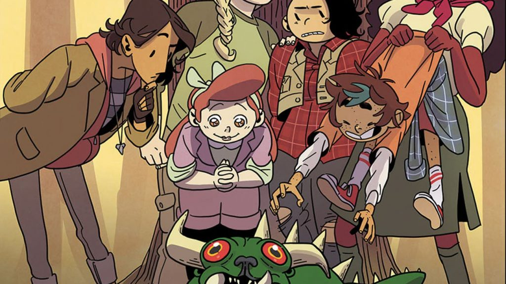 Anthony's independent comics picks for January 2018