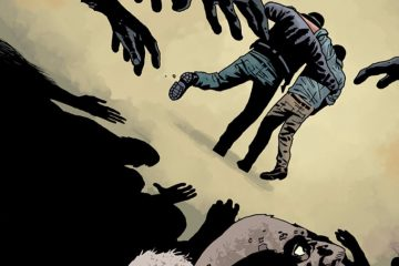 The Walking Dead, vol. 28 TPB cover
