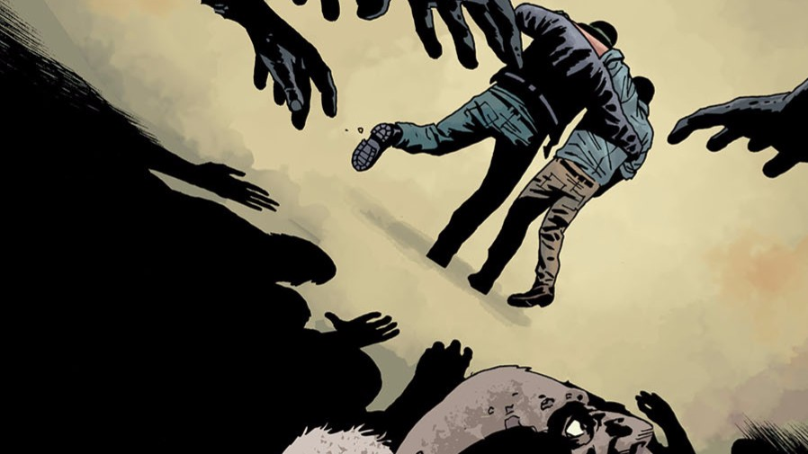 The Walking Dead, vol. 28 TPB cover