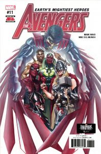 Avengers (vol. 7) #11