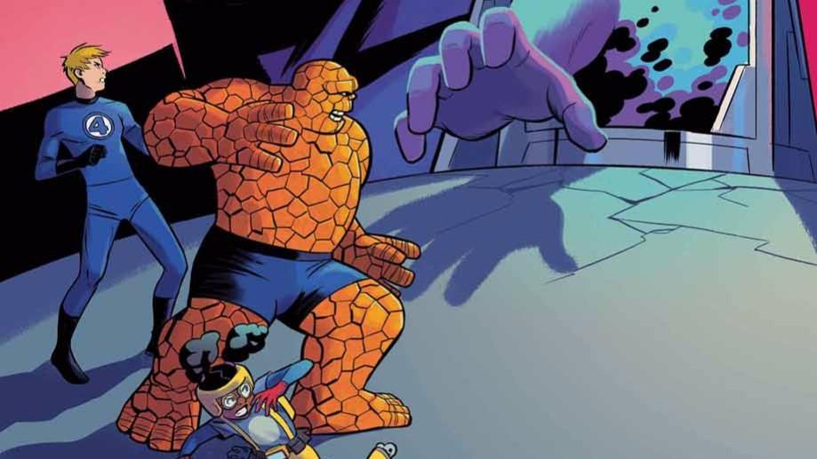 Anthony's Marvel Comics picks for February 2018