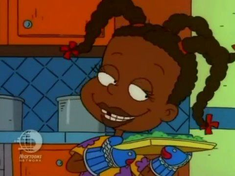 """Susie Carmichael from """"Rugrats"""""""