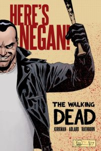 The Walking Dead: Here's Negan HC