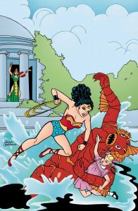 Wonder Woman Forgotten Legends