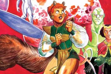 The Unbeatable Squirrel Girl #30 header