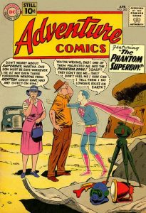 Adventure Comics #283 cover