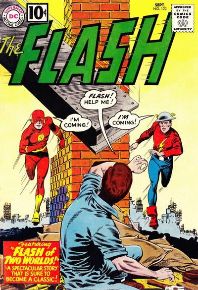 The Flash #123