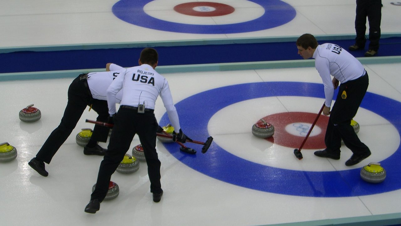USA men's Winter Olympics curling