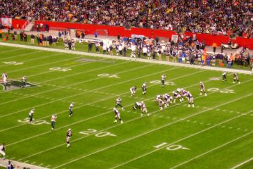 New England Patriots vs Philadelphia Eagles, 2007