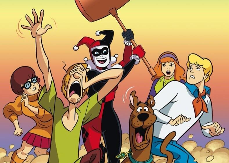 Scooby-Doo Team-Up #21