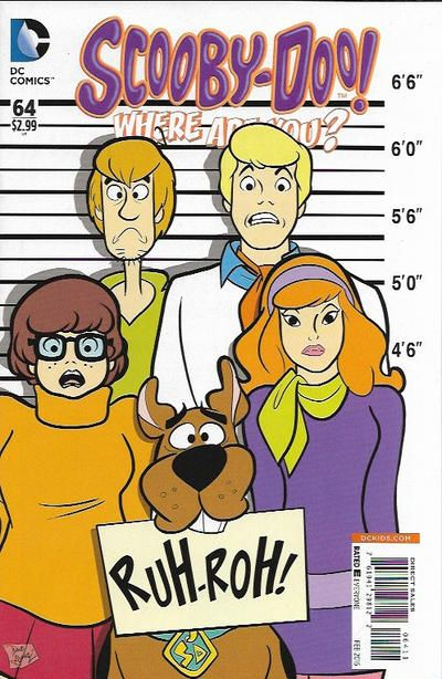 Scooby-Doo Where Are You #64