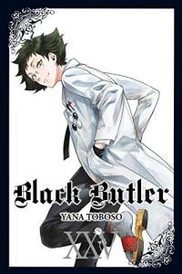Black Butler, vol. 25