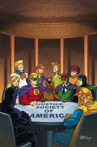 Scooby-Doo Team-Up #39
