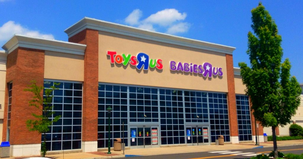 Toys R Us is shutting down