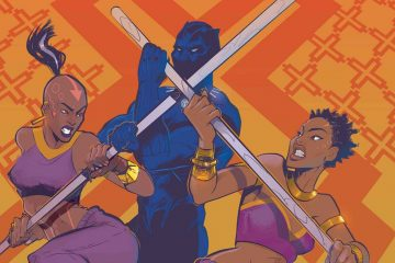 Black Panther World of Wakanda #2 header