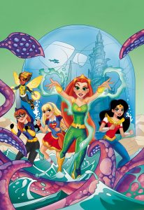 DC Super Hero Girls: The Search For Atlantis