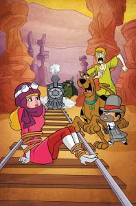 Scooby Doo Team-Up #41