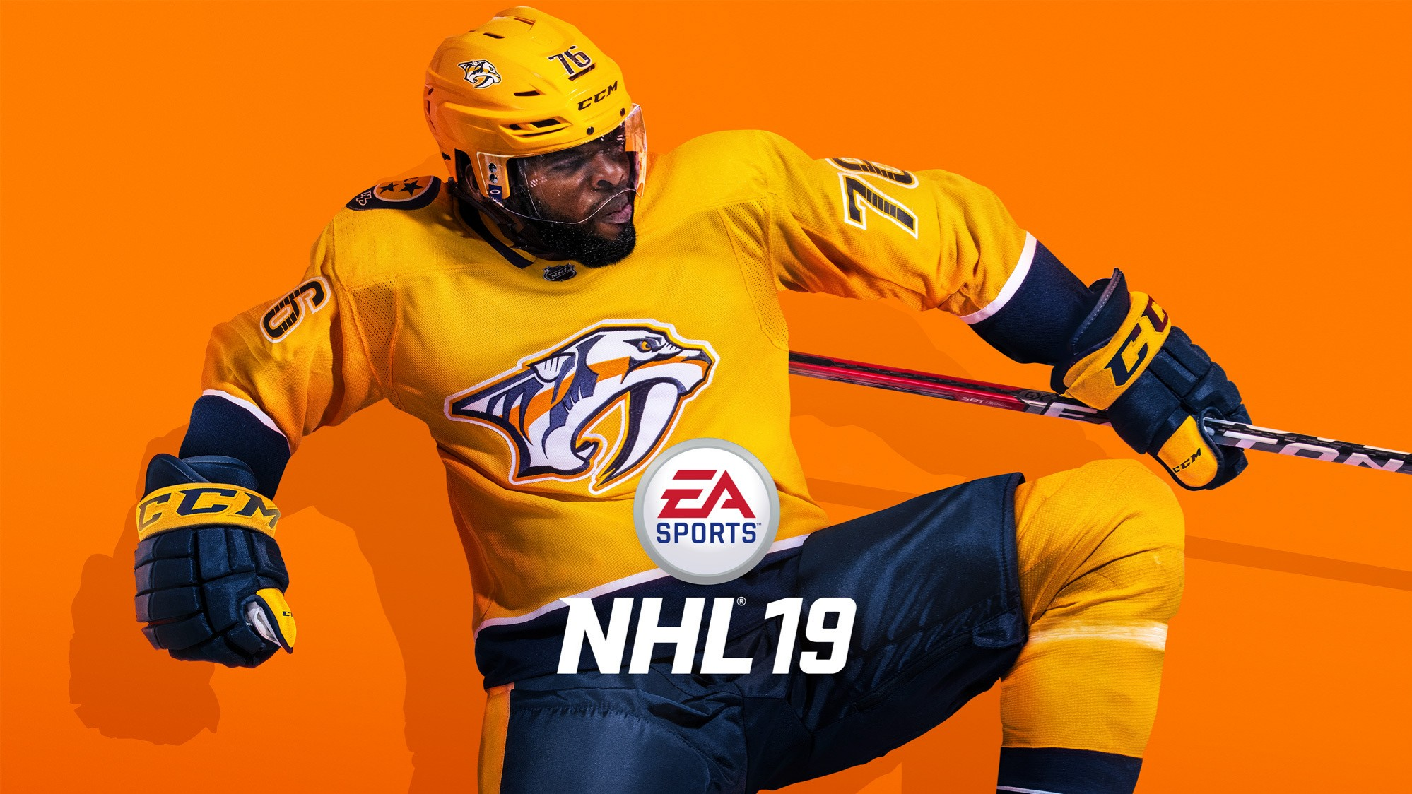 cf66cca92 PK Subban the second Black player to appear on an NHL video game cover
