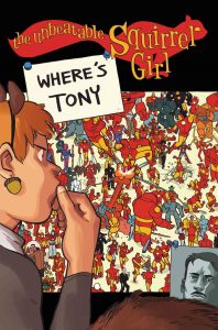 Squirrel Girl #39