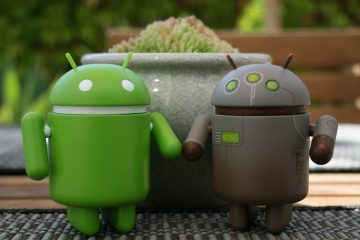 Android toy robots