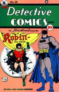 Detective Comics #38 (1940)