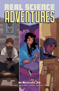 Real Science Adventures: The Nicodemus Job TPB