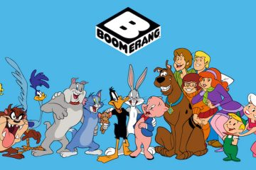 Boomerang channel characters