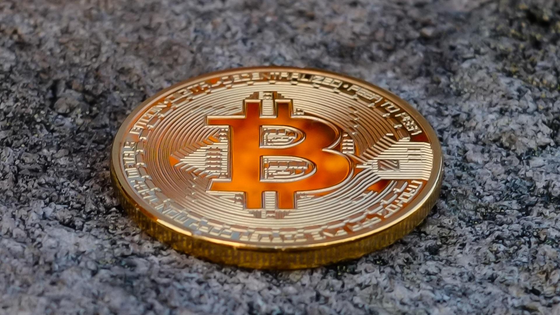 Bitcoin artwork