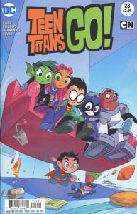 Teen Titans Go #23