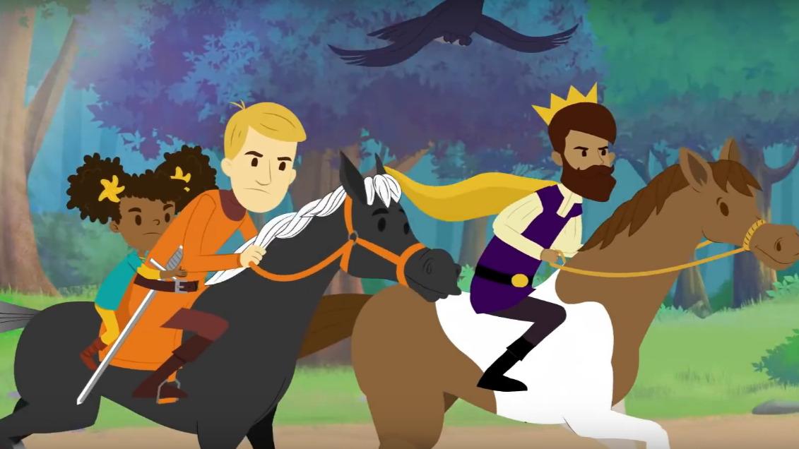 The Bravest Knight intro