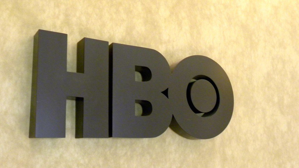 HBO sign