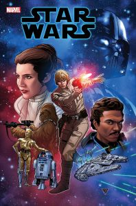 Star Wars #1 (January 2020) cover