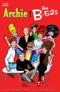 Archie Meets the B-52s cover