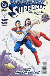 Superman the Wedding Album cover