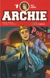 Archie #1 (September 2015) cover
