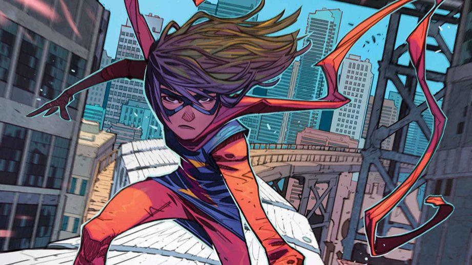 Magnificent Ms. Marvel #1