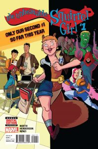 Unbeatable Squirrel Girl vol. 2 #1