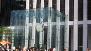 Apple Store in Manhattan