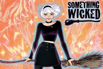 Sabrina: Something Wicked #1 header