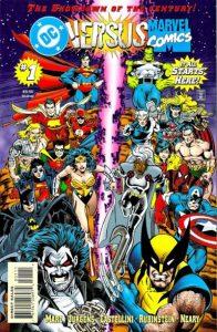 DC vs. Marvel #1